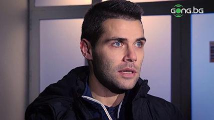 Стефан Станчев: Не видях нарушение при нашия гол