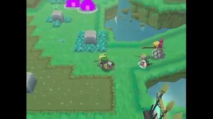 Spiral Knights - Gameplay Trailer