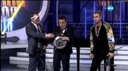 Светлинно шоу от Приморско със Зуека и Рачков - Като две капки вода (06.04.2015г.)