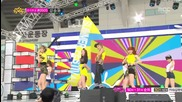 130727 Bestie - Pitapat @ Music Core Ulsan Summer Festival
