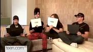 Tokio hotel - Band Superlatives - teen.comtv