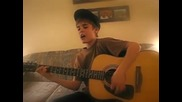 Justin Bieber пее песен на Justin Timberlak - Cry me a River xpp