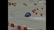 Lfs E30 drift