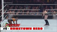 Top 10 Wwe Raw moments - April 13, 2015