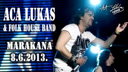 Aca Lukas i Ivana Selakov - Daleko si - (LIVE) - (Marakana 2013)