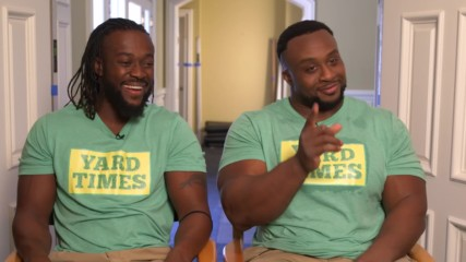 Go behind the scenes of The New Day and Alex Bliss' prank on Disney XD's