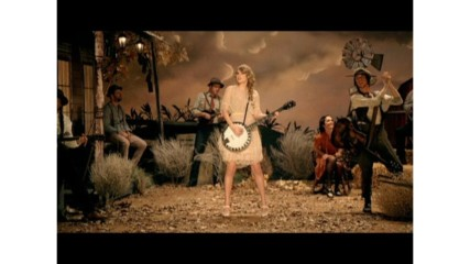 Taylor Swift - Mean (Оfficial video)