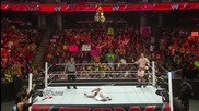 Sheamus vs. Bray Wyatt: Raw, June 16, 2014