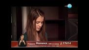 X Factor Нелина Георгиева Live концерт - второ изпълнение - 12.12.2013г.