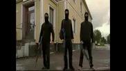 Полицаи Застрелва трима   Престъпници