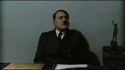 Коя е любимата порода куче на Хитлер - Пародия