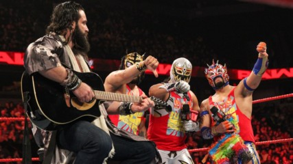 "Lucha House Party ""Walk With Elias"": Raw, Feb. 11, 2019"