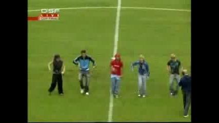 Us5 Na Stadiona S Pesenta Maria