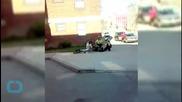 Police Arrest Man Who Filmed Freddie Gray Video