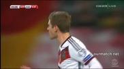 Германия 4:0 Гибралтар 14.11.2014