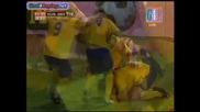 Zlatan Ibrahimovic Goal Hungary - Sweden 1 - 2