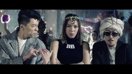 Mfbty - Bang Diggy Bang Bang ( Yoonmirae, Tiger Jk, Bizzy )