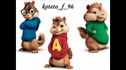 Chipmunks - Razreshena Lubov