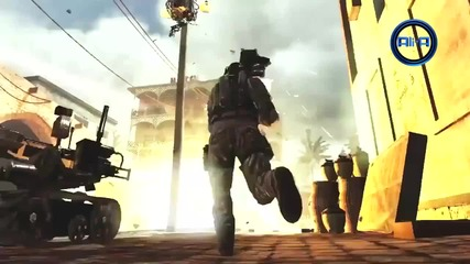 Call of Duty Modern Warfare 3-multiplayer Gamelay