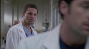 Анатомията на Грей / Grey's Anatomy - Сезон 1 Епизод 5 ( Част 1/ 2) Бг Аудио