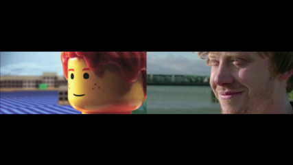 Ed Sheeran - Lego House (Lego Version) (Оfficial video)