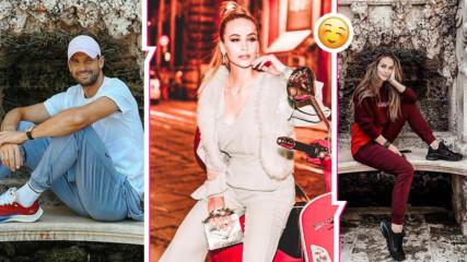 Лолита на Гришо коментира България! Двамата се наслаждават на връзката си на уникално място