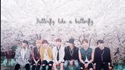 B T S - Butterfly ( Short Ver ) ~ [hangul/romanization/eng] ♥