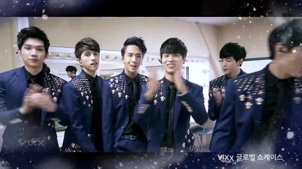 (vixx) - (thank you for my love) Official Music Video