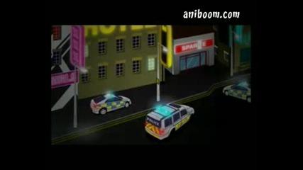 Serve Below Zero - Музикална Анимация