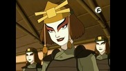 Avatar s1e04 bg audio: The Wariors of Kyoshi