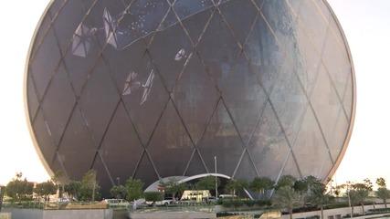 "UAE: The Force awakens in Abu Dhabi as Aldar skyscraper turned into ""StarKiller Base"""