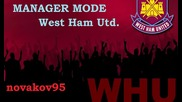 Fifa 13 Manager Mode West Ham S1 E13! Добри Мачове!