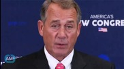 Boehner 'shocked' by Reports Israel Spied on Iran Talks