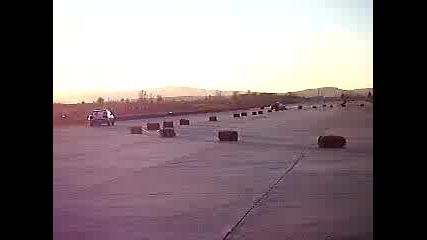 Писта Божурище - Състезание
