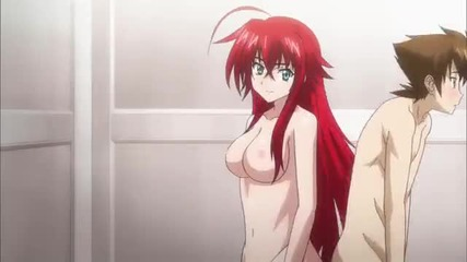 {+16}high school Dxd Episode 4 Bg subs