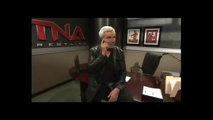 Tna 25-02-2010 - Eric Bischoff се подиграва на Wwe