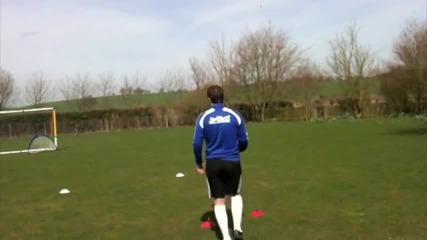Football Soccer Skills - Shooting Tips