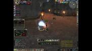 Rohan Online, 98lvl ranger, friday township battle on Silva