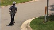 Longboarding - Daniel Hopwood в Охайо