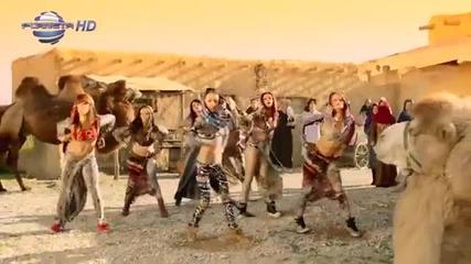 Ани Хоанг и Люси - Малко шум за Ани Хоанг (official video) {~2013/2014~}