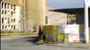 Събаряне на постройка в Благоевград 18.8.2013 - Fail ! :d
