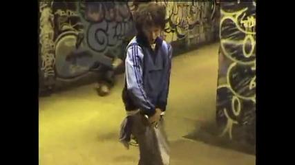 Poppin Hyun Joon - Gorilla crew Graffiti 2003
