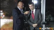 Димитър Илиев и Янаки Янакиев отпразнуваха шампионската титла