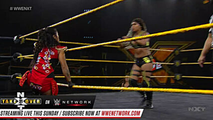 Kayden Carter w/Kacy Catanzaro vs. Xia Li: WWE NXT, Sept. 30, 2020