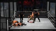 Wwe 2k14 Gameplay Част 5 Elimination Chamber Match
