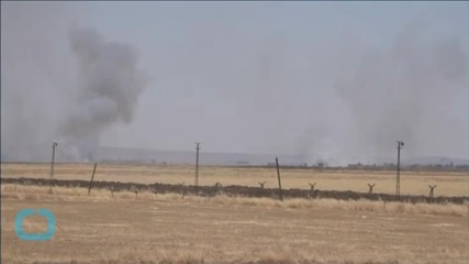 Kurdish Forces Drive ISIS Out of Kobane