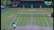 Serena Williams vs Victoria Azarenka Wimbledon 2015