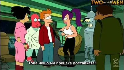 Futurama С06 Е21 + Субтитри