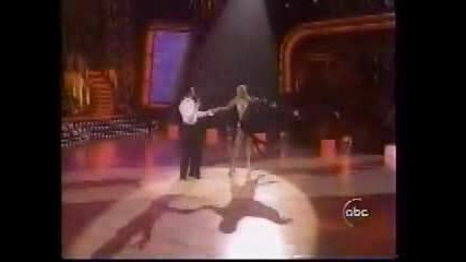 Stacy Keibler Dancing 2