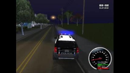 Gta Samp Police Pursuit